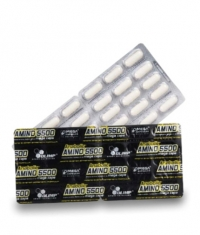 OLIMP Anabolic Amino 5500 Mega Caps - 15 Caps.