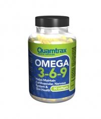 QUAMTRAX NUTRITION Omega 3-6-9 / 90 softgels