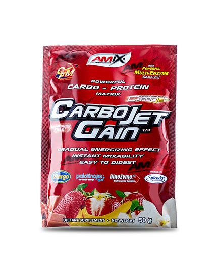 AMIX CarboJet ™ Gain 50g Sachet