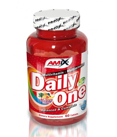 AMIX Daily One 60 Tabs.