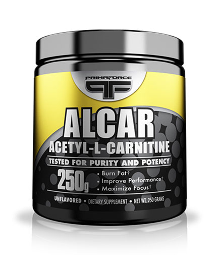 PRIMAFORCE ALCAR Acetyl L-Carnitine / 250g. 0.250