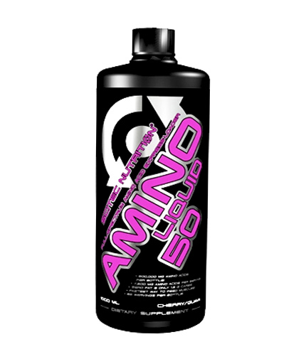SCITEC Amino Liquid 50 / 1000 ml. 1.000