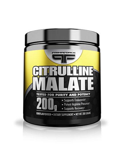 PRIMAFORCE Citrulline Malate 200g. 0.200