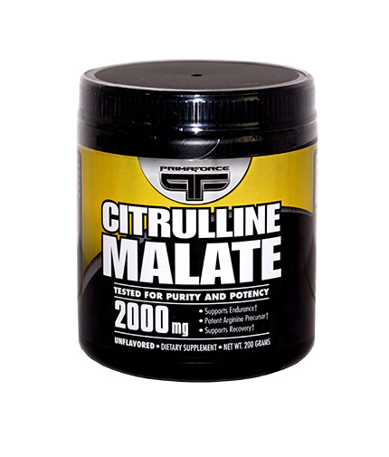 PRIMAFORCE Citrulline Malate 200g. 0.200